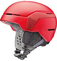 Atomic Count - casco sci alpino, Red