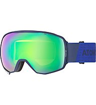 Atomic Count 360 Stereo - Skibrille, Blue