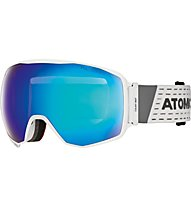 Atomic Count 360 Stereo - Skibrille, White