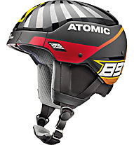 Atomic Count Amid RS Marcel - Skihelm, Black/Red