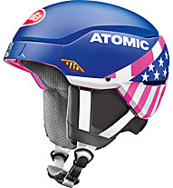 Atomic Count Amid RS Mikaela - Skihelm - Damen, Blue/Pink