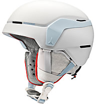 Atomic Count Jr - casco sci - bambino, White
