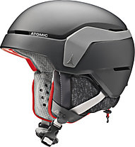 Atomic Count Jr - Skihelm - Kinder, Black