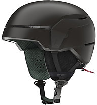 Atomic Count Jr - Skihelm - Kinder, Black/Black