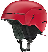 Atomic Count Jr - casco sci - bambino, Red/Black