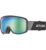 Atomic Count Jr Spherical - Skibrille, Black