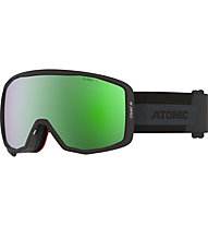 Atomic Count Jr Spherical - Skibrille, Black/Grey