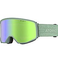 Atomic Four Q HD - maschera sci, Green