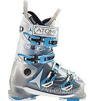 Atomic Hawx 90 W - Skischuh - Damen, Transp.White/Light Blue