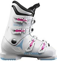 Atomic Hawx Girl 4 - Skischuh - Mädchen, White/Rose