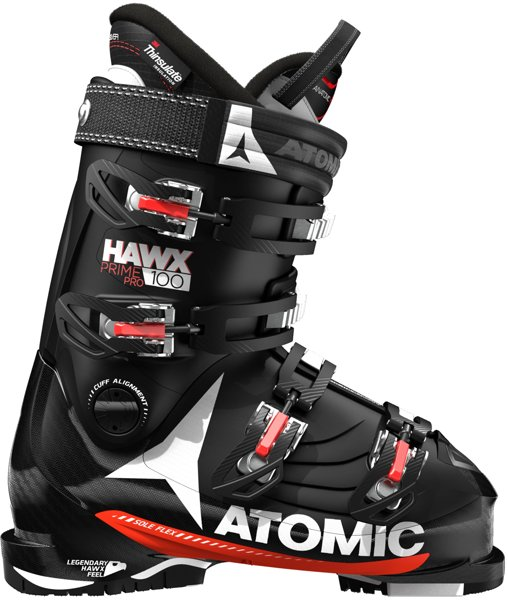 Atomic Hawx Prime Pro 100 - All Mountain Skischuh, Gr. 29-29,5 cm