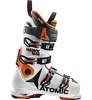 Atomic Hawx ultra 130 - All-Mountain Skischuhe, White/Orange/Black