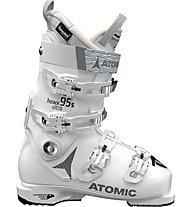 Atomic Hawx Ultra 95 S W - scarpone sci alpino - donna, White/Grey