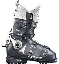Atomic Hawx Ultra XTD 90 W - scarpone scialpinismo - donna, Dark Blue/white