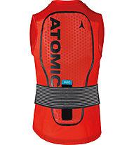 Atomic Live Shield Vest Amid - Protektoren-Weste, Red