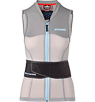 Atomic Live Shield Vest Amid Women - Protektoren Gilet - Damen, Grey