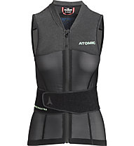 Atomic Live Shield Vest Amid Women - gilet protettivo - donna, Black