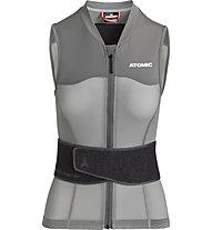 Atomic Live Shield Vest W - gilet protettivo - donna, Grey