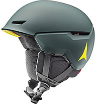 Atomic Revent+ - casco sci all-mountain, Green