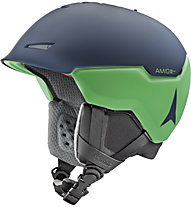 Atomic Revent+Amid - casco sci alpino, Blue/Green
