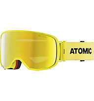 Atomic Revent L FDL Stereo - Skibrille, Yellow