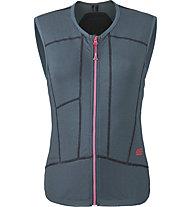 Atomic Ridgeline Back Protector Vest W, Shade/Fucsia