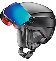 Atomic Savor Amid Visor HD - Skihelm, Black