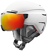 Atomic Savor Amid Visor HD - Skihelm, White