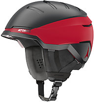 Atomic Savor GT - casco sci alpino, Red/Black