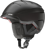 Atomic Savor GT Amid - casco sci alpino, Black