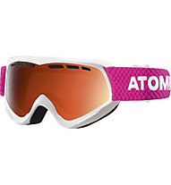 Atomic Savor JR - Skibrille, White