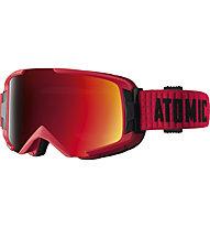 Atomic Savor ML - Skibrille, Red