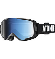 Atomic Savor Photo - maschera sci, Black