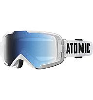 Atomic Savor Photo, White