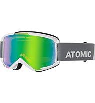 Atomic Savor Stereo - maschera sci, White