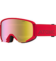 Atomic Savor Stereo - Skibrille, Red
