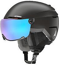 Atomic Savor Visor Stereo - Skihelm, Black