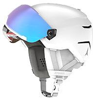 Atomic Savor Visor Stereo - Skihelm, White