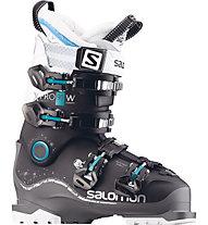 Salomon X PRO 90 W - scarpone sci alpino - donna, Black/White/Blue