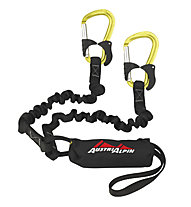AustriAlpin Colt II Superstrong - Set via ferrata, Black/Yellow