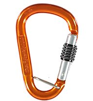 AustriAlpin HMS Evo Selfie - Karabiner, Light Orange