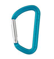AustriAlpin Mini Biner - moschettone per materiale, Blue