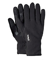 Barts Fleece Gloves, Black