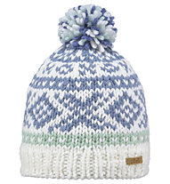 Barts Log Cabin - Mütze - Kinder, White/Light Blue