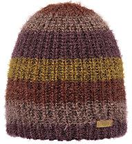 Barts Malve - Mütze - Damen, Dark Red/Dark Yellow