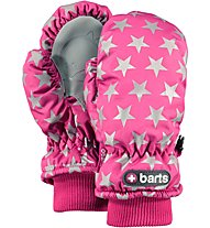 Barts Nylon Mitts Gloves Jr, Berry Stars