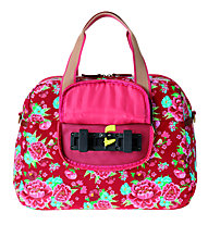 Basil Bloom Carry All Bag, Red