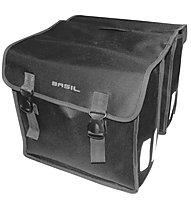 Basil Mara XL - Gepäckträgertasche, Black