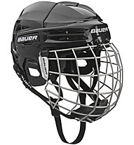 Bauer IMS 5.0 Combo - casco da hockey, Black