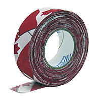 Bauer North America Tape 18 m - nastro bastone hockey, Red